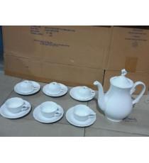 Bộ bình trà mẫu đơn Minh Long