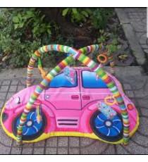 Thảm chơi hình ô tô quà khuyến mãi Nutifood