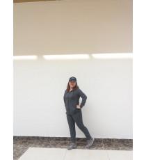 Bộ thun thể thao nữ hàng xuất xịn Asics