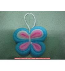 Bông tắm trẻ em hình bướm