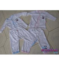 Bộ SƠ SINH cotton L & L Kids