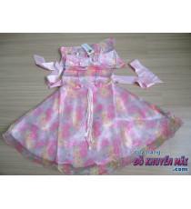 Đầm voan thiên thần cho bé