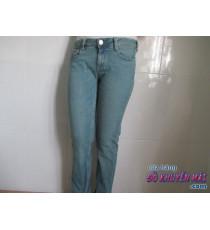 Quần jean nữ Arizona màu xanh
