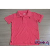 Áo thun màu hồng bé gái OSHKOSH sz1