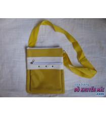 Túi đeo Ipad vroto màu vàng