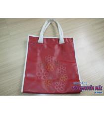 Túi chống ướt màu đỏ bông mai Pond