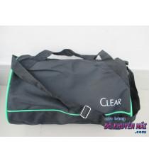 Túi du lịch Clear màu đen size nhỏ