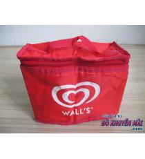 Túi giữ nhiệt kem Walls size nhỏ