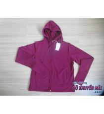 Áo khoác thun cotton nữ Uni Qlo size M