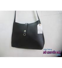Túi đeo xinh xắn cho nữ màu đen