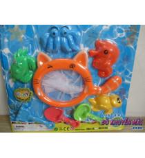 Bộ đồ chơi vợt cá trong hồ