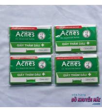 Gói 50 giấy thấm dầu Acnes