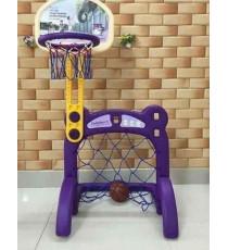 Bộ khung thành+bóng rổ Pediasure